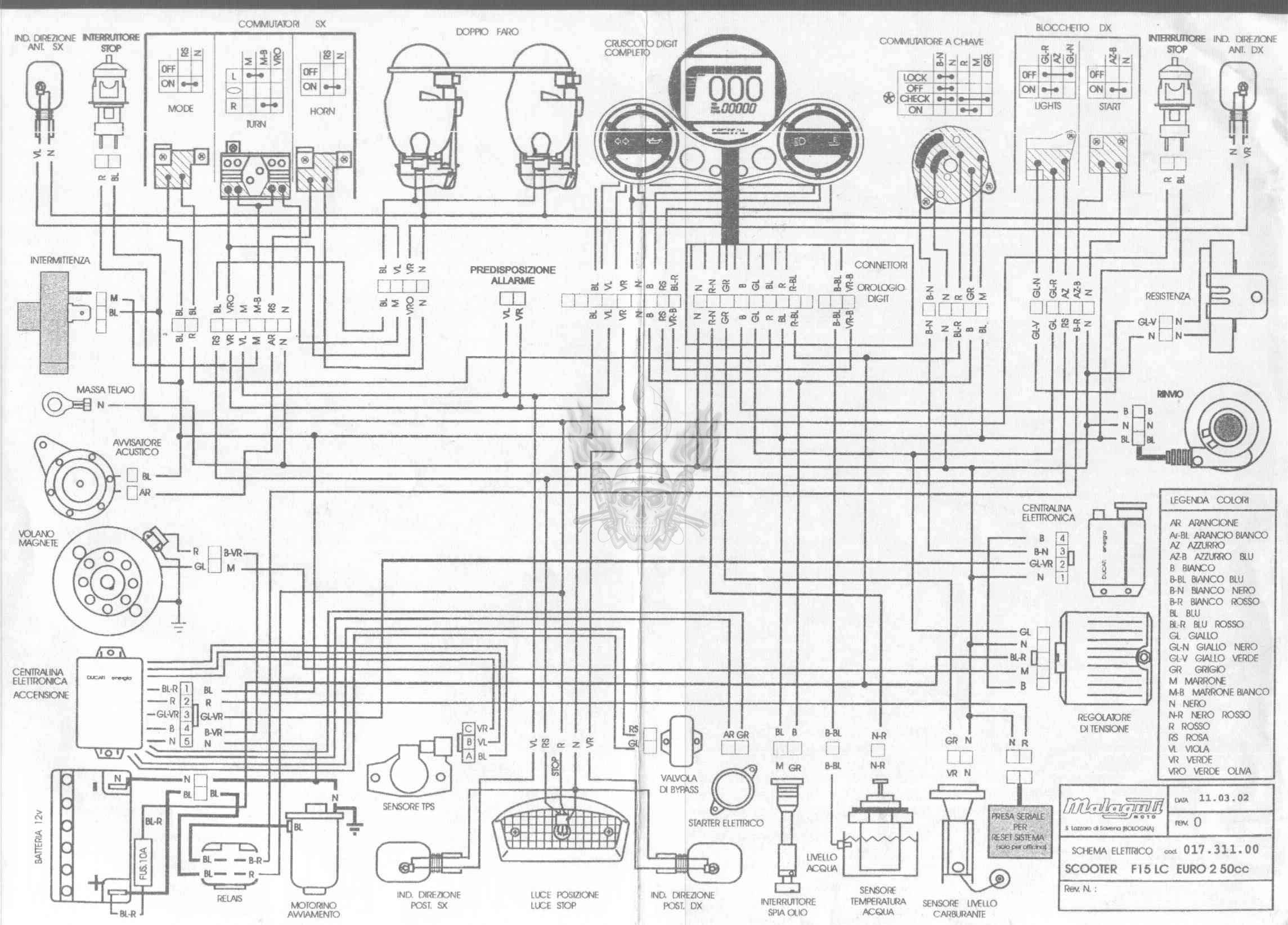Electric Scooter Battery Wiring Diagram Free Image Wiring Diagram