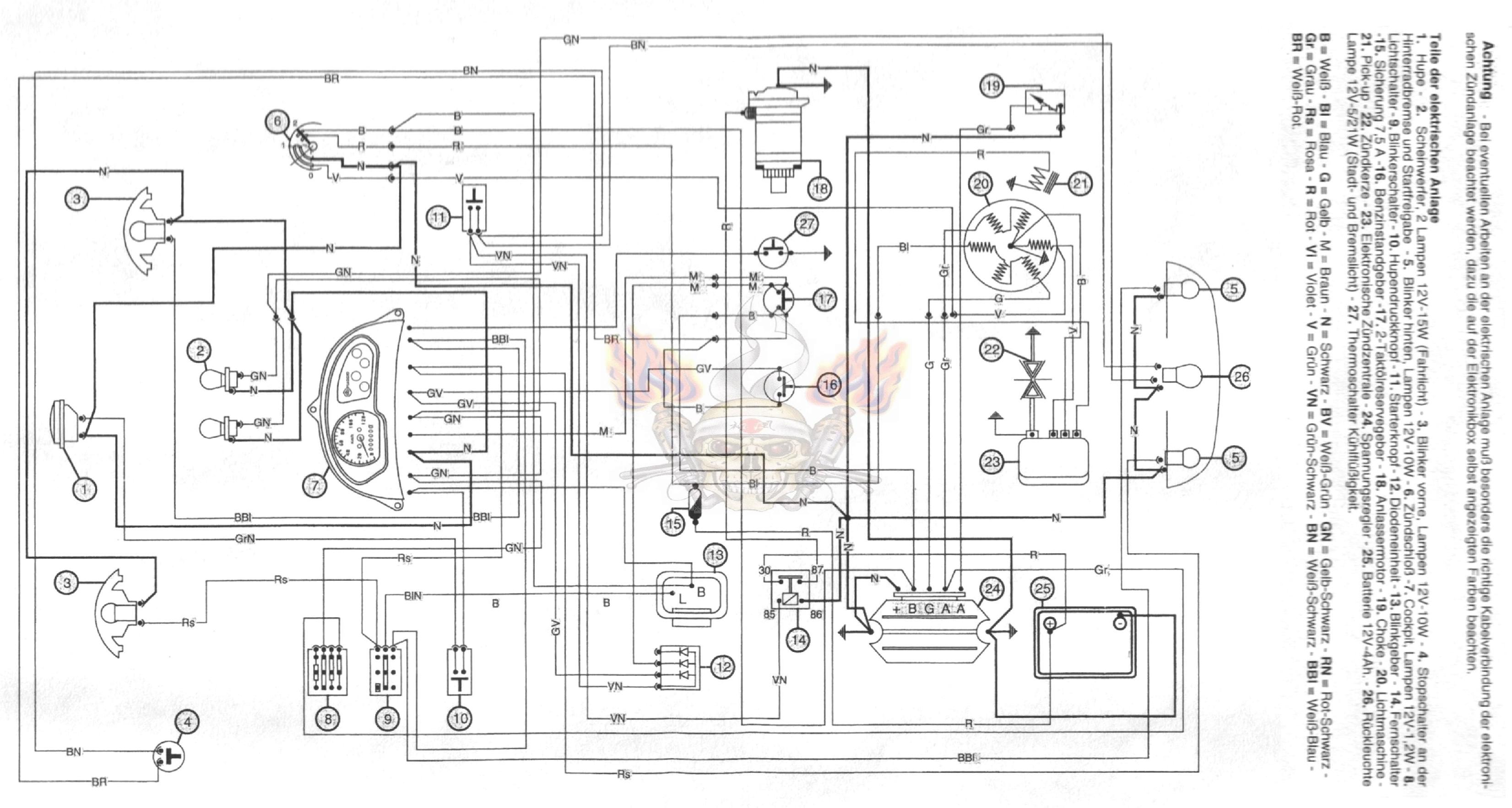Kymco Wiring Diagram. Wiring. Wiring Diagrams Instructions