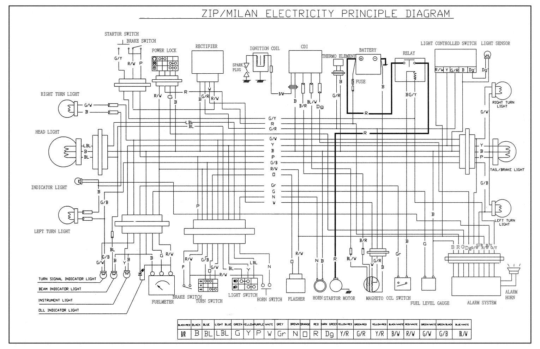 lance cdi ignition wiring diagram