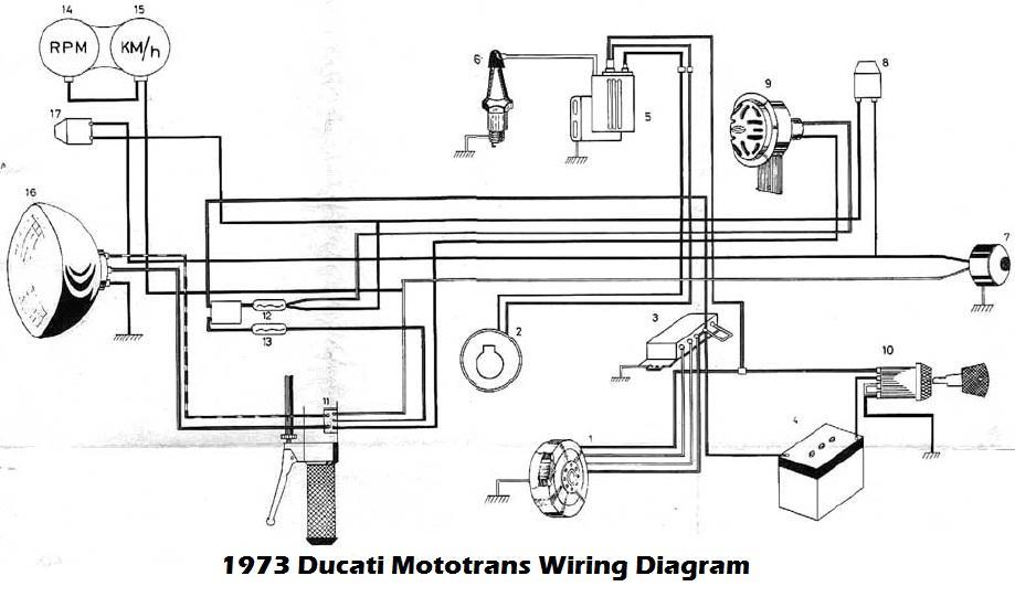 1973ducatimototranswiringdiagram: Ducati 800ss Wiring Diagram At Goccuoi.net