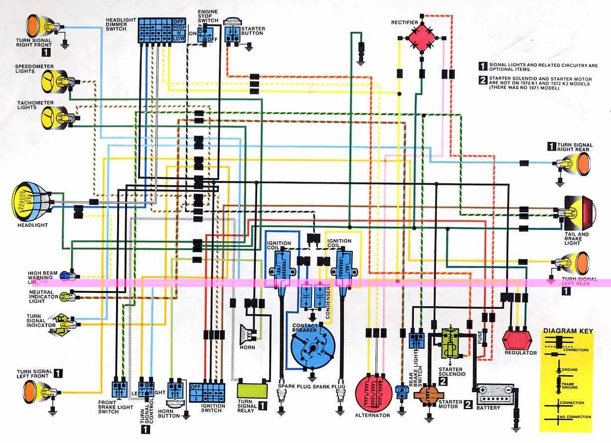 Ct90 Wiring Diagram Just Schematic Honda Ct 90 K 1 Super And Schematics Trail