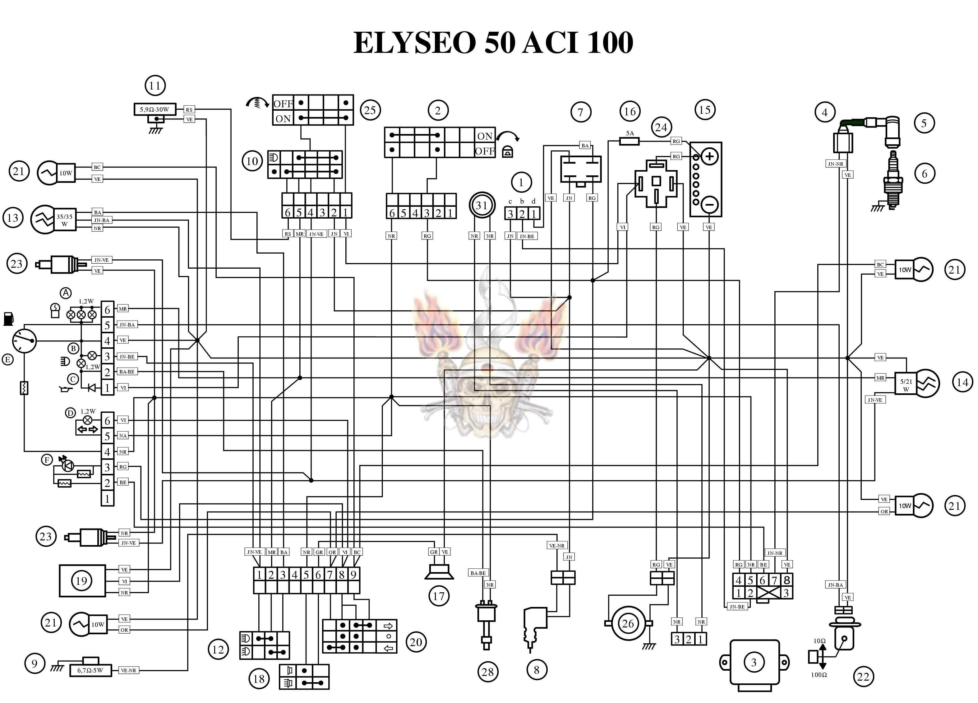 Ausgezeichnet Honda Cdi Schaltplan Bilder - Der Schaltplan ...