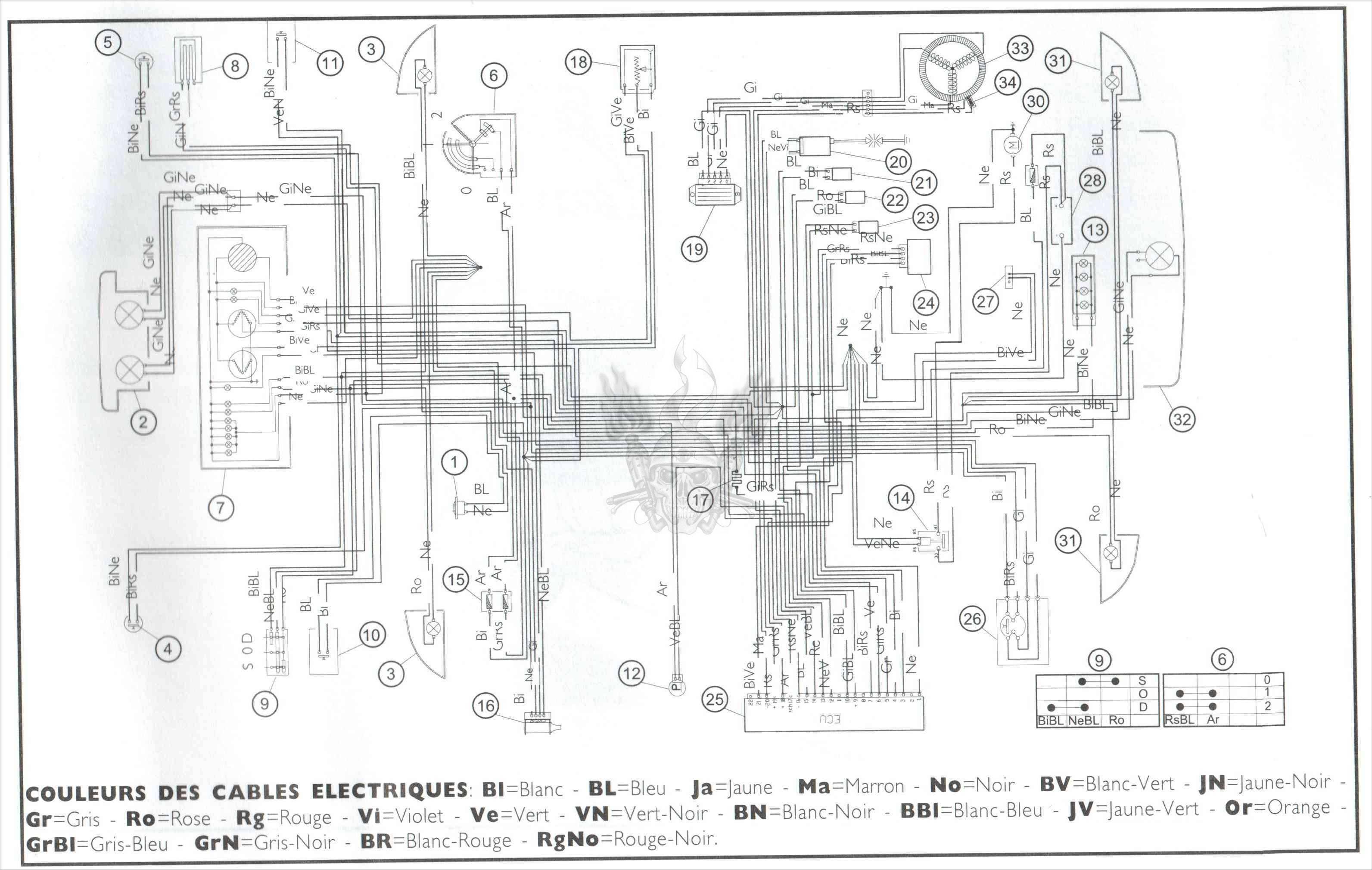 Peugeot Speedfight 2 Wiring Diagram Free For You Cf Moto Utv Z Force 600 100cc Exhaust